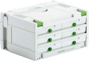 Festool Sortainery SYS 3-SORT/6 491984