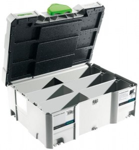 Festool SYSTAINER T-LOC SORT-SYS 2 TL DOMINO 498889